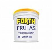 Adubo Fertilizante Forth Frutas Frutifica Seu Pomar - 3kg