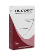 Alcort 10 Comp Castel Pharma 20mg
