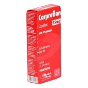 Anti Inflamatório Carproflan Agener União 75mg - 14 Compri.