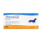 Anti-inflamatório Previcox 57mg 10 Comprimidos