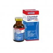 Antibiótico Chemitril Injetável 2,5% Chemitec 20ml