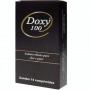 Antimicrobiano Doxy 100 - 14 Compridos - Cepav
