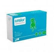Antinflamatório Onsior 20mg - 10 A 20kg 7 Comp.  Elanco