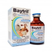 Baytril Antibiotico 10% Bactericida 50ml
