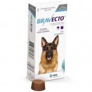 Bravecto Antipulgas E Carrapatos Para Cães De 20 A 40 Kg