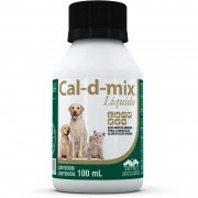 Cal-d-mix 100 Ml Pet- Vetnil
