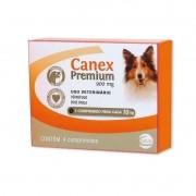 Canex Premium 10kg - 4 Comprimidos Vermífugo Para Cães