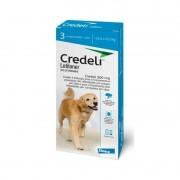 Credeli Antipulgas/carrapatos Cães 22 A 45kg - 3 Comprimidos