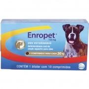 Enropet 150mg 10 Comprimidos - Ceva