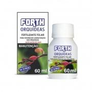 Fertilizante Forth Orquideas Manutenção 60ml Rende 12 Litros