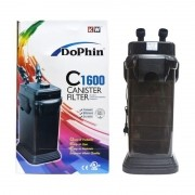 Filtro Canister Dolphin C1600 110v 2800lh