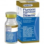 Flunixin Injetável Chemitec 10ml