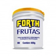 Forth Frutas 400g Fertilizante Adubo Favorece Frutificação