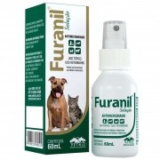 Furanil Spray Antimicrobiano Vetnil - 60ml