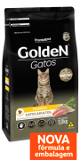 Golden Gatos Adultos Frango - 10.1kg