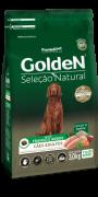 Golden Seleção Natural Cães Adultos - Frango E Arroz - 15kg