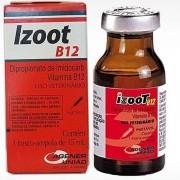 Izoot B12 - Dipropionato De Imidocarb Vitamina B12 15ml