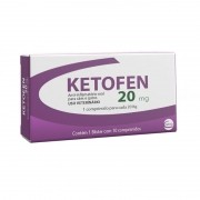 Ketofen 20mg - 10 Comprimidos Ceva