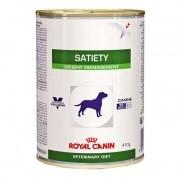 Kit 3 - Alimento Úmido Royal Canin Cães Satiety - 410g