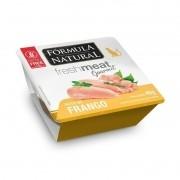 Kit 3 - Ração Úmida Fresh Meat Gourmet Gatos Frango 40g
