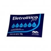 Kit 5 Sachê Eletrolítico Pet 10g