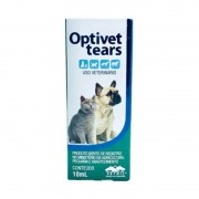 Lubrificante Ocular Optivet Tears Vetnil - 10ml