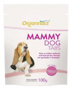 Mammy Dog Tabs 100g - Vitamina Para Cadelas Gestantes