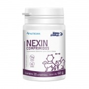 Nexin Suplemento Para Cães E Gatos 30 Comprimidos Nutrisana