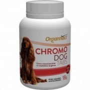 Organnact Chromo Dog Tabs 18g 30comp