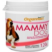 Organnact Mammy Dog 120g Suplemento Vitamínico