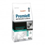 Premier Hipoalergênico Hidroli Mandioca Ad/filh Raç Peq 10kg