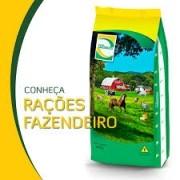 Ração Fazendeiro - Inicial Para Pintinhos - 20kg