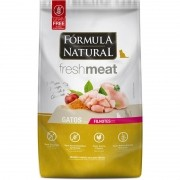 Ração Fórmula Natural Freshmeat Gatos Filhotes Frango 1kg