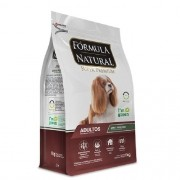 Ração Fórmula Natural Super Premium Adulto Mini/peq 2.5kg