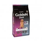 Ração Golden Duo Cão Adulto Salmão Cordeiro Arroz 15kg