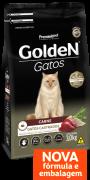 Ração Golden Fórmula Gatos Adultos Carne 1kg