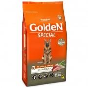 Ração Golden Special Premium Especial Cachorro Adulto Frango/carne Em Saco De 15kg