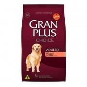Ração Gran Plus Choice Frango E Carne Adultos 15kg