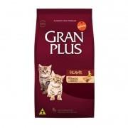 Ração Gran Plus Gatos Filhotes Frango E Arroz 1kg