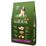 Ração Guabi Natural Cães Filhotes Raças Médias Frango 2,5kg