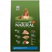 Ração Guabi Natural Cão Adulto Mini E Peq Salmão Cevada 1kg