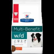 Ração Hills Canine W/d Multi-benefit - 3,8kg