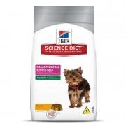 Ração Hills Raças Para Cães Filhotes Pequenas - 1kg