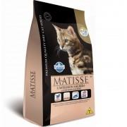 Ração Matisse Gatos Castrados Sabor Salmão 7,5kg Farmina