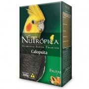 Ração Nutrópica Calopsita C/ Frutas - 900g
