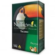 Ração Nutrópica Para Tucano Sabor Frutas 500gr