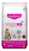 Ração Premiatta Whey Hd 31 Lift Gatos Castrados - 3kg