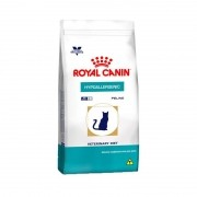 Ração Royal Canin Veterinary Hypoallergenic Gatos 1,5kg