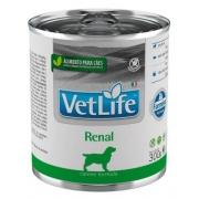 Ração Úmida Vetlife Cães Renal - 300g - 10 unidades