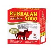Rubralan 5000 Injetável - 50ml